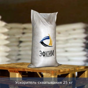 Ускоритель схватывания цементных растворов Листил